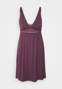 Triumph - AMOURETTE SPOTLIGHT PADDED - Nightie - brandy - 0