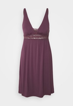 AMOURETTE SPOTLIGHT PADDED - Nightie - brandy