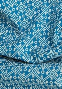 G-Star - DRESSED SUPER SLIM - Skjorta - light royal blue micro objects - 5