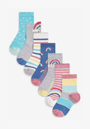 7 PACK - Calcetines - multi-coloured
