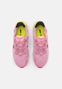 Nike Performance - RENEW RUN 2 - Neutral running shoes - elemental pink/sunset pulse/black/cyber - 3