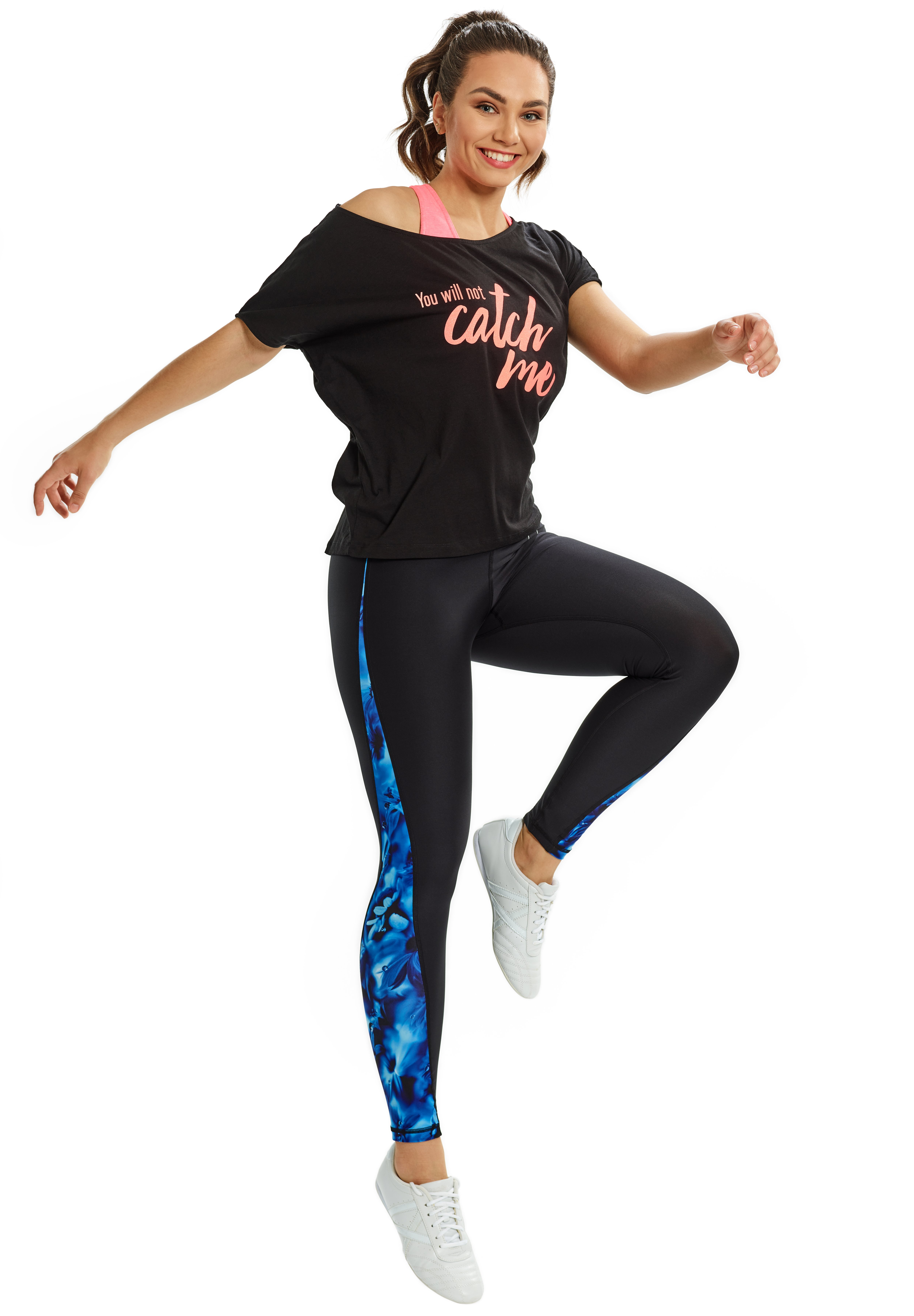 Damen MCT002 ULTRA LIGHT  - T-Shirt print