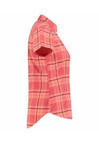 Meru - Button-down blouse - himbeer - 3