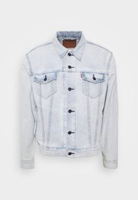 Levi's® - THE TRUCKER JACKET UNISEX - Spijkerjas - spirit trucker - 4