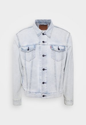 THE TRUCKER JACKET UNISEX - Jeansjacka - spirit trucker