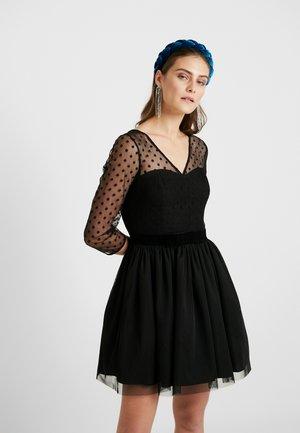 LAROSA - Cocktailkjole - noir