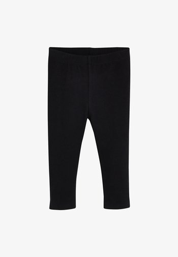 SOFT TOUCH - Leggings - Trousers - black