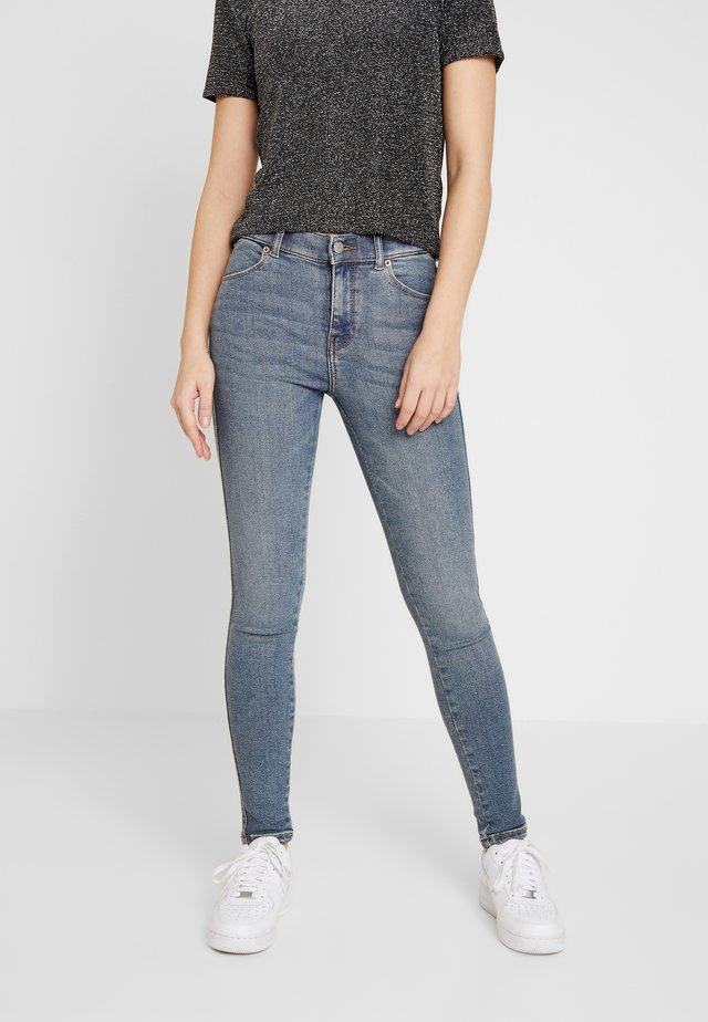 LEXY - Jeans Skinny Fit - westcoast blue