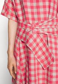 Henrik Vibskov - PIPETTE DRESS - Maxi dress - berry - 5