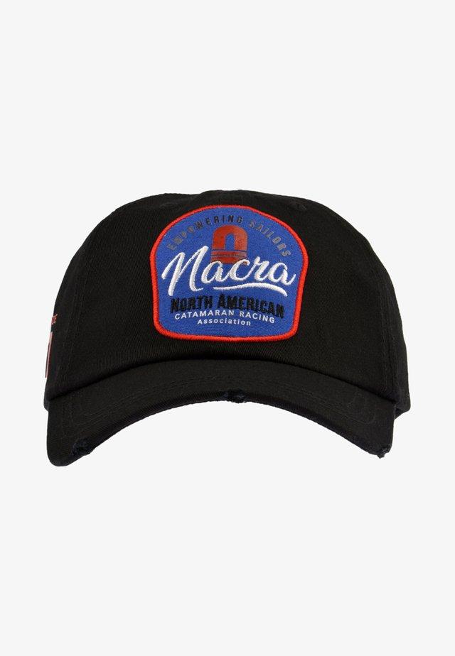 NACRA - Cappellino - black