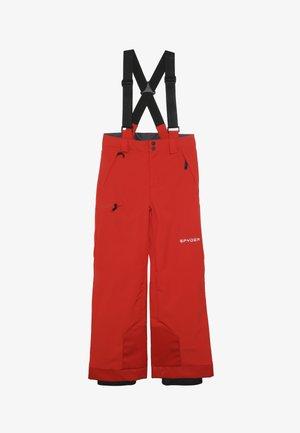 BOYS PROPULSION - Zimní kalhoty - volcano
