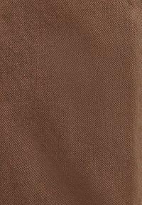 Bershka - WIDE LEG - Flared-farkut - brown - 5
