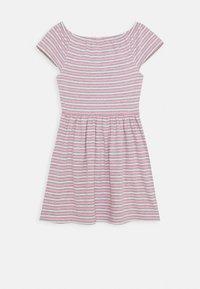s.Oliver - Jersey dress - grey melange - 1