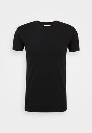 SMART ESSENTIALS TEE - Camiseta básica - black