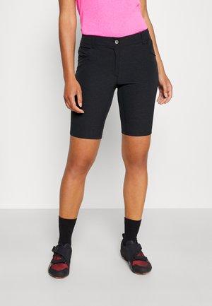 ROSALA - Short de sport - black