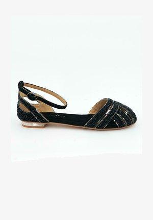 LORETO - Sandales - black