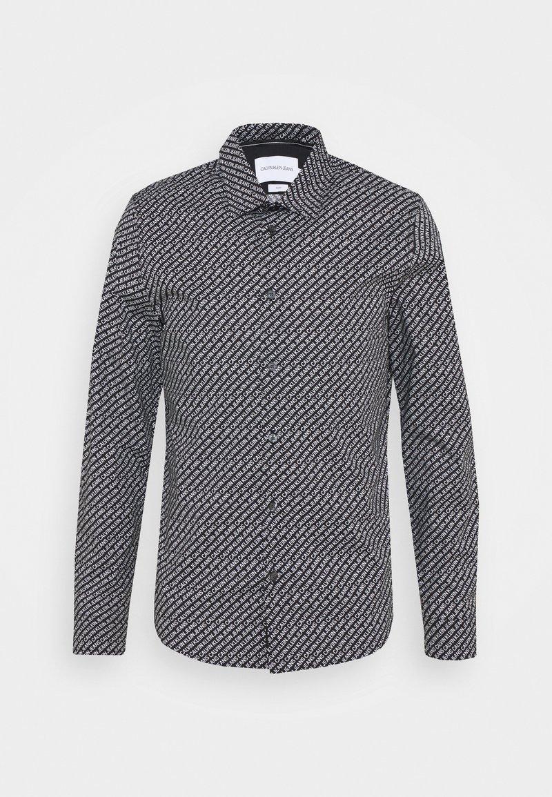 Calvin Klein Jeans - LOGO - Shirt - black