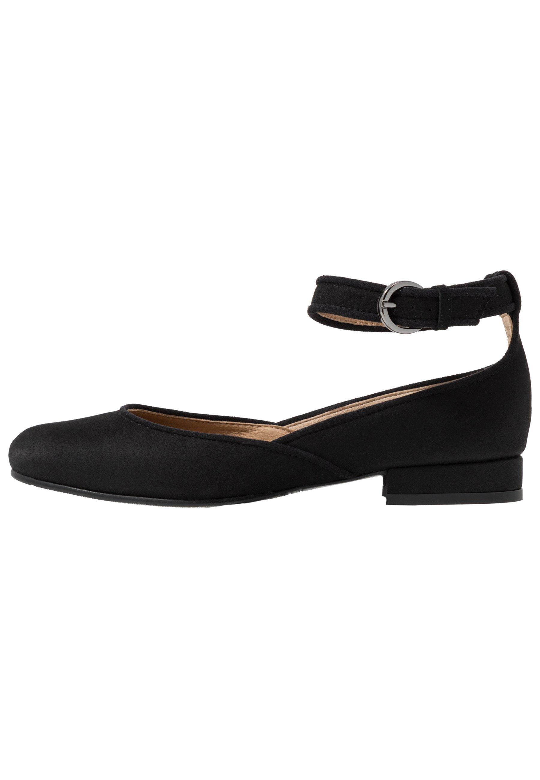 Women LEEN - Ankle strap ballet pumps