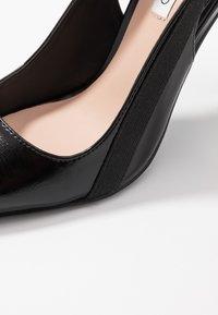 Even&Odd - Classic heels - black - 2