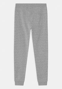Name it - NKMVALON - Teplákové kalhoty - grey melange - 1
