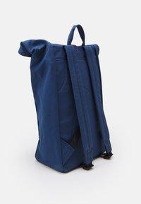 Sandqvist - DANTE UNISEX - Batoh - blue/black - 1
