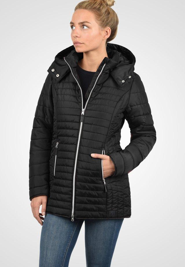 SABIA - Winter coat - black