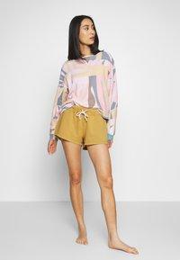 Rip Curl - ORGANIC SHORT - Pyjama bottoms - gold - 1