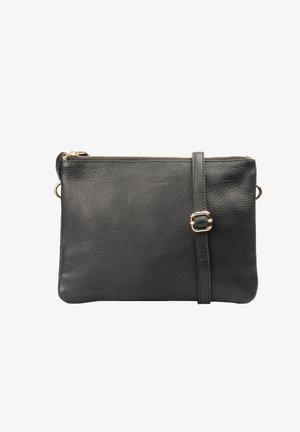 GRACE - Across body bag - black gold