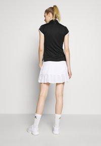 adidas Performance - CLUB LONG SKIRT - Spódnica sportowa - white/silver - 2