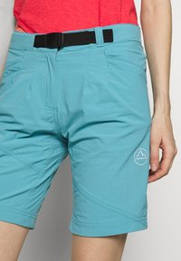 La Sportiva - SPIT SHORT - Sports shorts - pacific blue - 4