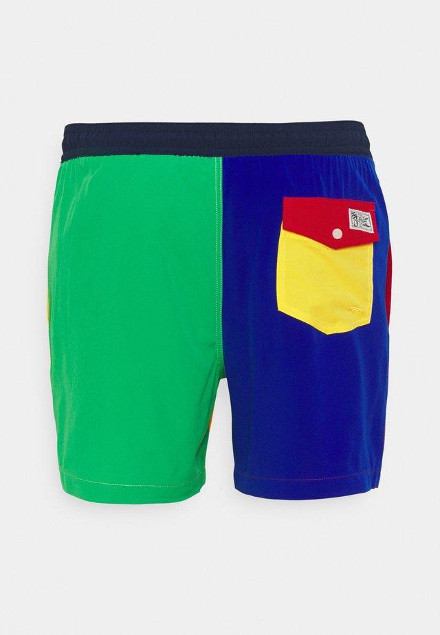 TRUNK - Shorts da mare - yellow/multi