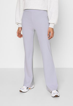 TORA TROUSERS  - Trousers - lilac