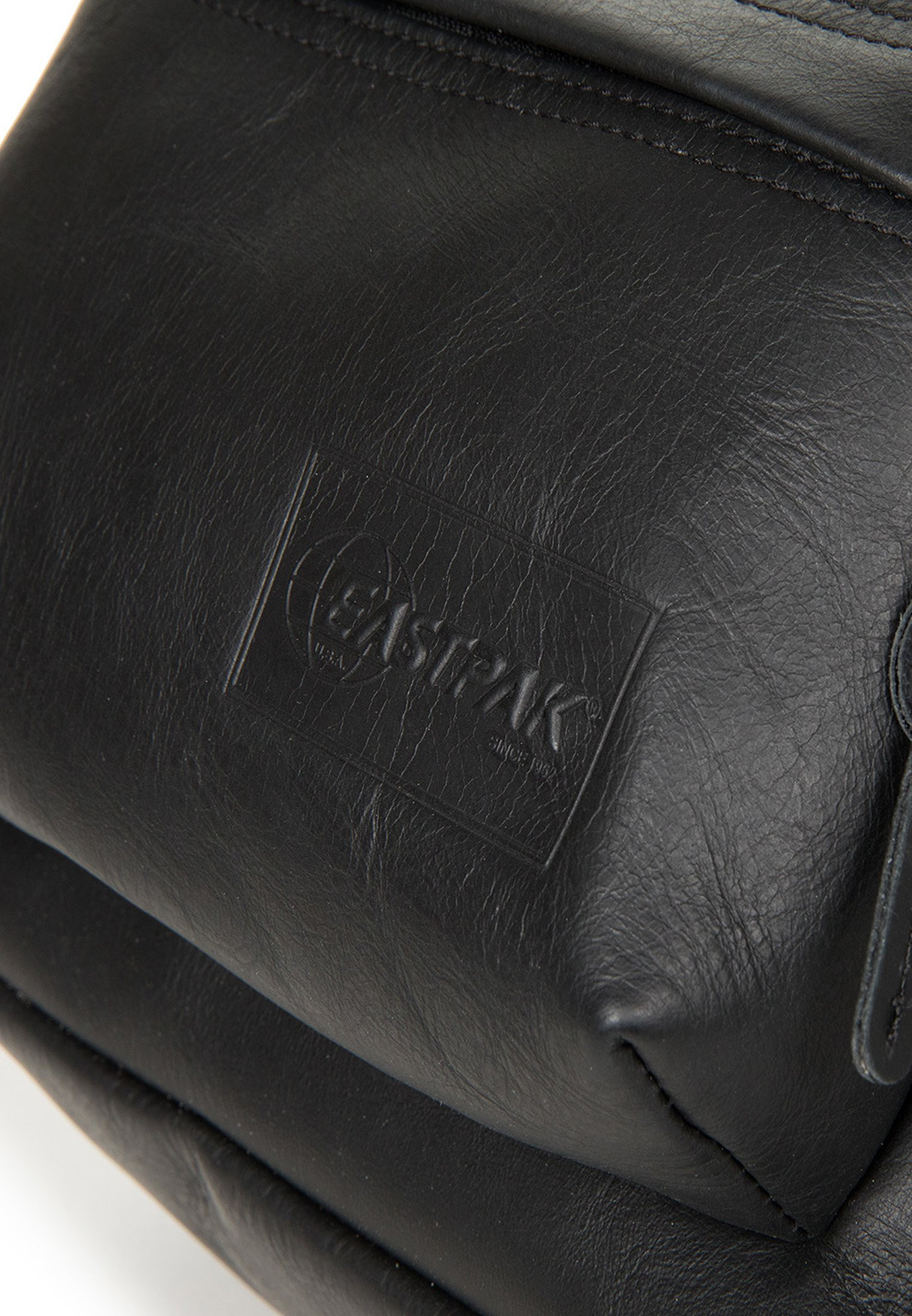Eastpak LEATHER / TRIBUTE - Tagesrucksack - black/anthrazit - Herrentaschen YjoV0