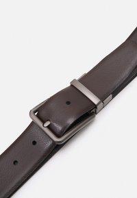 Porsche Design - Belt - black/dark brown - 2