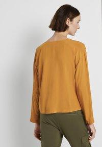 TOM TAILOR DENIM - Blouse - orange yellow - 2