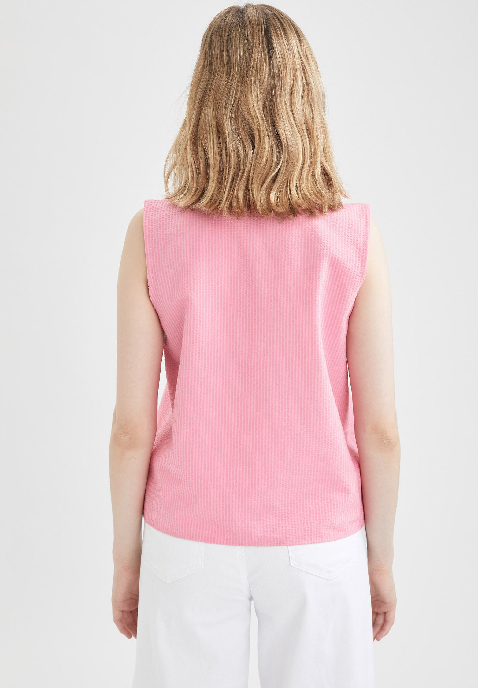 Donna CROPPED FIT  - Camicia