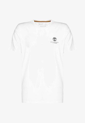 CC ST - Print T-shirt - white