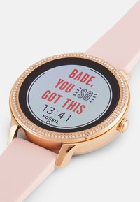 Fossil Smartwatches - GEN - Hodinky - pink - 4