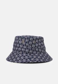 MICHAEL Michael Kors - LOGO BUCKET HAT - Chapeau - blue/white - 3