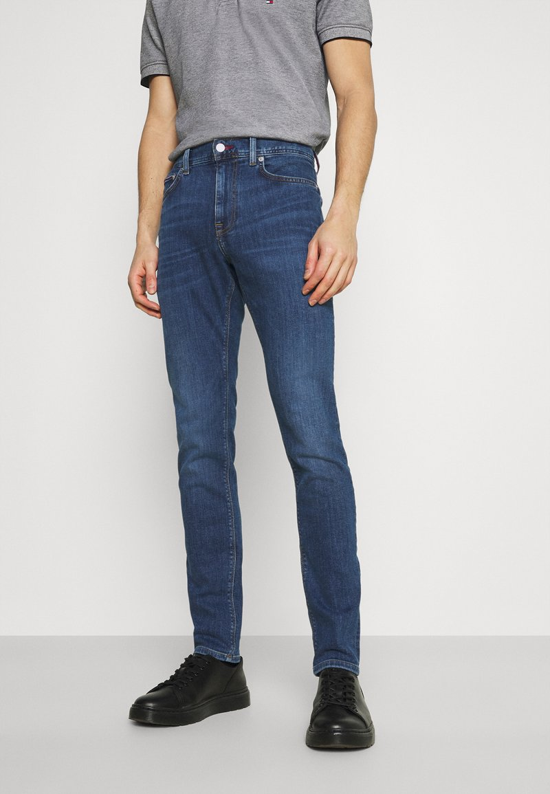 Tommy Hilfiger - CORE LAYTON SLIM - Jeans slim fit - oregon indigo