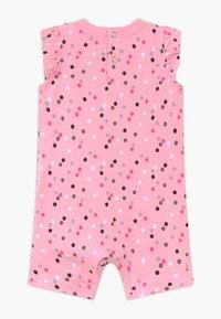 Nike Sportswear - GIRLS FLUTTER SLEEVE ROMPER BABY - Haalari - pink - 1