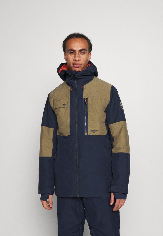 TAMARACK - Snowboardová bunda - navy blazer