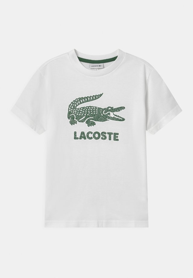 TEE LOGO UNISEX - T-shirts print - blanc