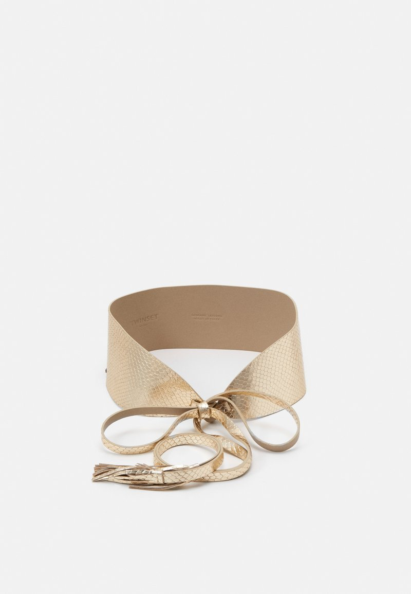 TWINSET - Waist belt - oro