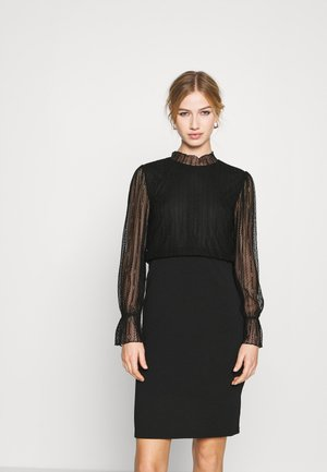 VIZARIA DRESS - Day dress - black