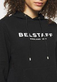 Belstaff - Hoodie - black - 4
