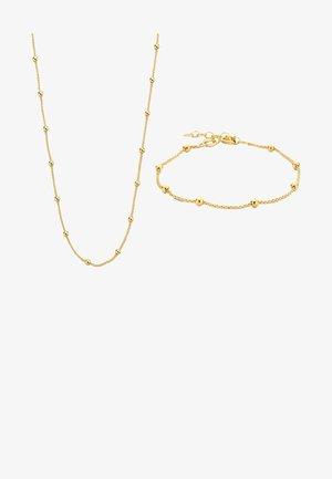 SET - Necklace - gold
