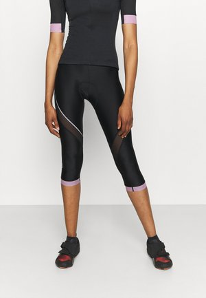 ONPPERFORMANCE BIKE - 3/4 Sporthose - black/elderberry