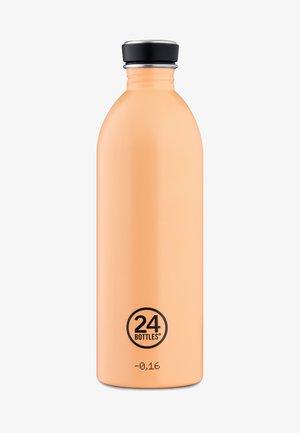 TRINKFLASCHE URBAN BOTTLE BASIC CANDY PINK - Drink bottle - peach orange