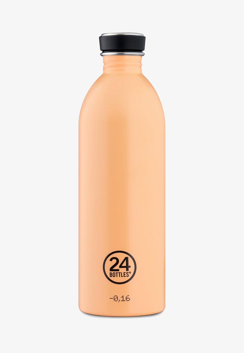 24Bottles - TRINKFLASCHE URBAN BOTTLE BASIC - Drink bottle - peach orange